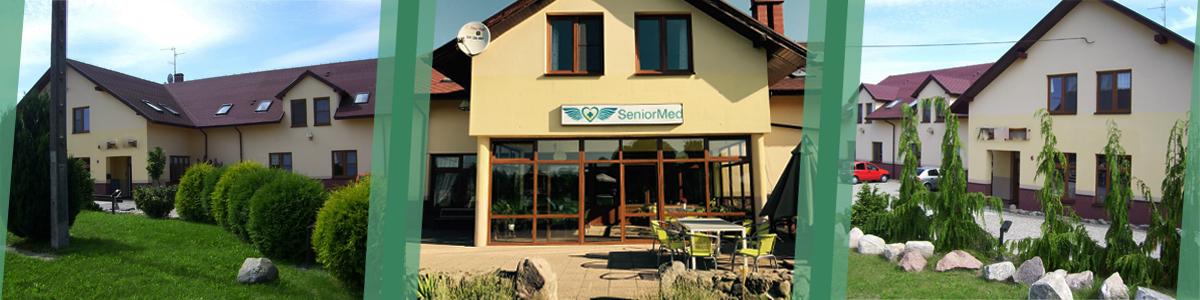 """Dom Seniora """"SeniorMed"""" - nowoczesny ośrodek wsród zieleni"""