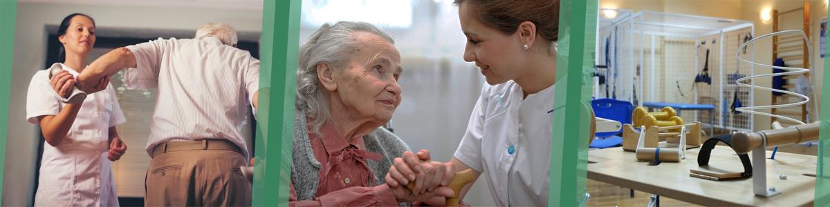 Profesjonalna opieka - rehabilitacja i powrót do zdrowia